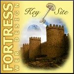 Find out more about the Fortress Web Design Key Site Award